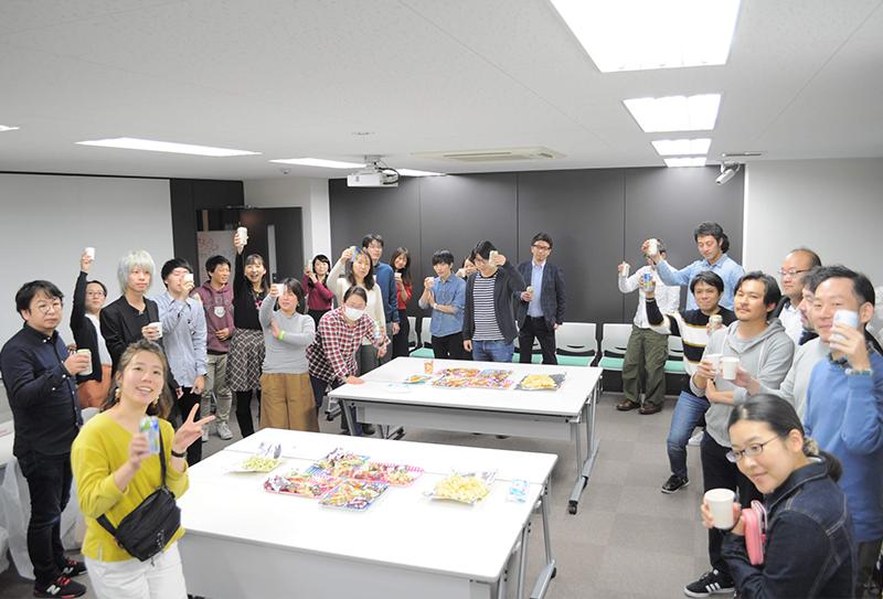 Adobe XD ユーザーグループ大阪 vol.3懇親会